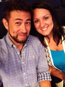 Ken & Kortney Stice - Bruno Mars concert FedEx Forum